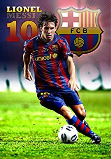 VVWV The Lionel Messi Posters for Wall Large Room Motivational Room Decoration L X H 30.48 X 45.72