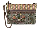 Sakroots Artist Circle Campus Mini Cross-Body, Multi Color, One Size