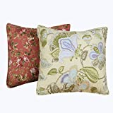 Greenland Home Blooming Prairie Dec. Pillow Pair Accessory-Multi, Multicolor