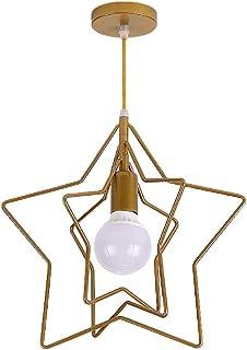 comprar comparacion Simplicidad nórdicos aleación de Hierro ajustable, color Candelabros, personalidad – Lámpara de techo plafón, E27 creativo...
