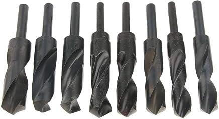 F Fityle 8 Stücke 1 2 Zoll Bohrer Bohrer Bohrer Spiralbohrer Für präzises Bohren, elektronische Montage, Werkzeugbau, Modellbau, Schmuckgravur B07NC89TFB | Perfekt In Verarbeitung  4a4555
