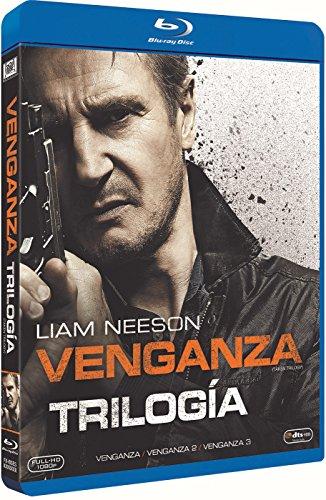 Pack Venganza 1-2-3 Trilogia Blu-Ray [Blu-ray]
