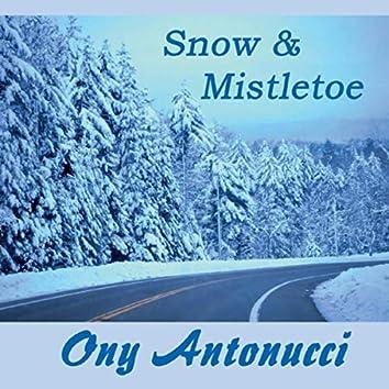 Snow and Mistletoe