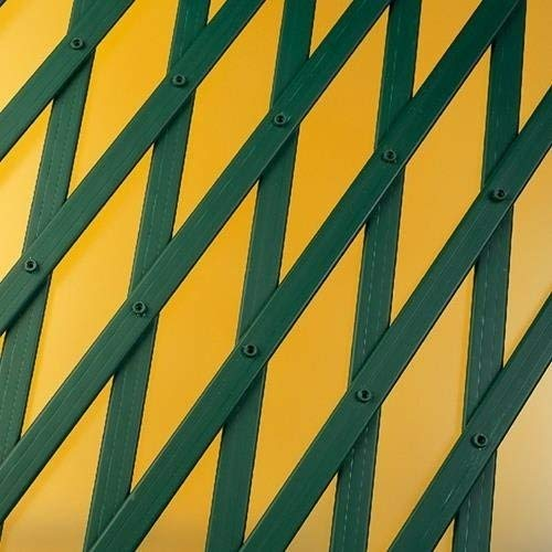 Catral 7572U200 Treillis extérieur en Plastique 2 x 1 m Vert