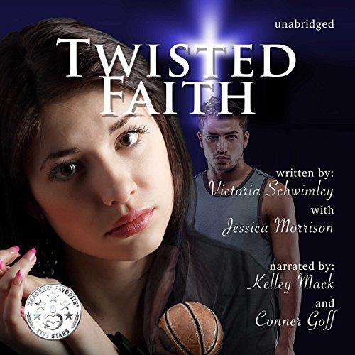 Twisted Faith audiobook cover art