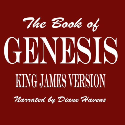 The Book of Genesis audiobook cover art