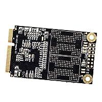ラップトップ用の内蔵m3 MSATAソリッドステートドライブMini Sata SSDディスク1.8インチ - 128GB