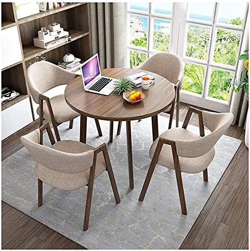 BUYT Office Reception Room Club Chair Set Coffee and Tulsa Mall Latest item Table