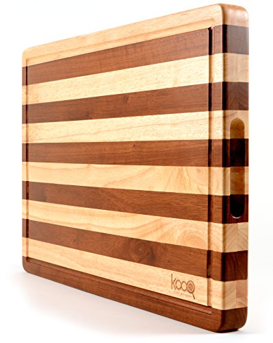 Premium Two Tone Chopping Board