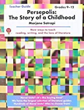 By Novel Units - Persepolis: The Story Of Childhood - Teacher Guide by Novel Units (2010-11-16) [Paperback]