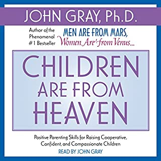 Children Are from Heaven audiobook cover art