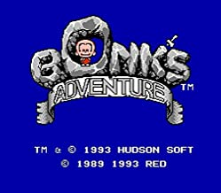 Bonk's Adventure For 72 Pins 8 Bit Game Player