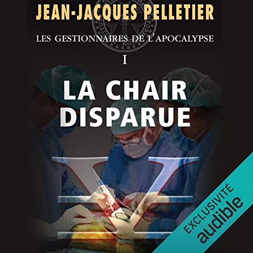 Page de couverture de La Chair disparue