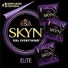 SKYN Elite Condoms, 10 Count (Pack of 1) #1