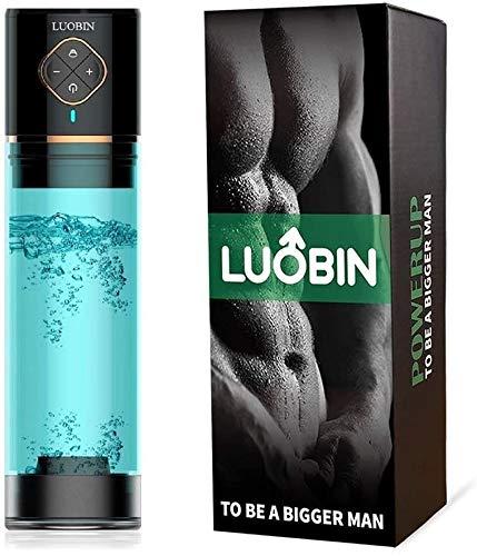 Best Review Of Automatic Suction Pump Male Pênnīs Pump Cylinder Easy to Use High-end Pênnīs Ênl...