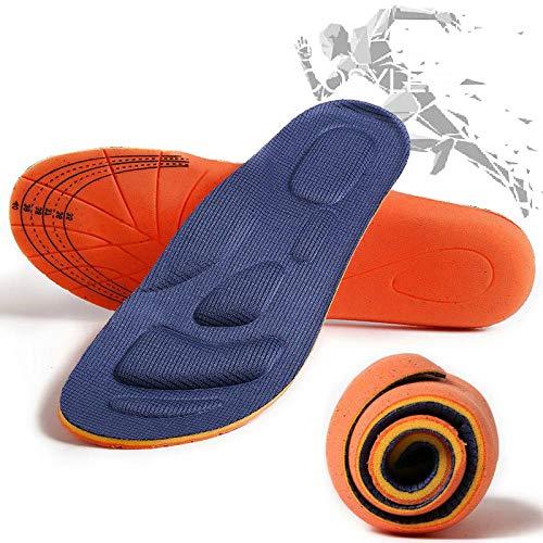 Insole Orthopädische Einlegesohlen Memory Foam Sport Laufsohlen Orthesen Arch Support Schuhe Einlegesohle Mann Frauen Plattfüße Atmungsaktive Orthopädische Einlegesohlen Für F