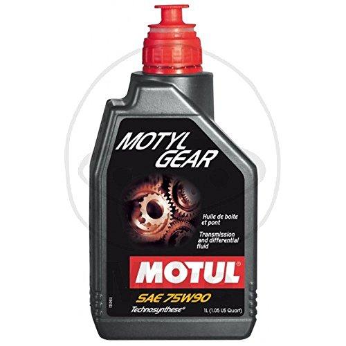 MOTUL Motylgear 75w90. (Olio Trasmissioni) / motylgear 75w90 (Oil Trasmission)