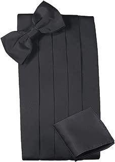 Best velvet bow tie and cummerbund Reviews