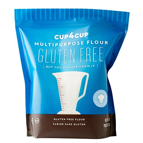 Cup4Cup Glutenfreies Mehl, Mehrzweckmehl.