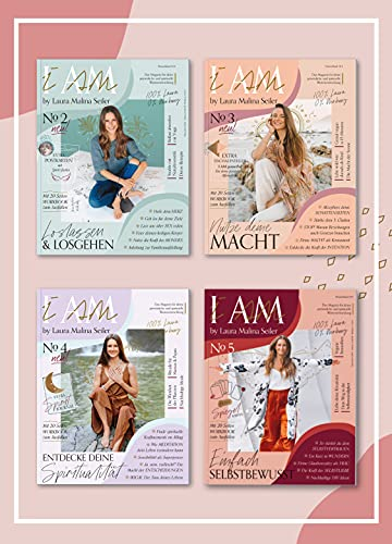 I AM by Laura Malina Seiler BUNDLE (Nr.2,3,4,5)