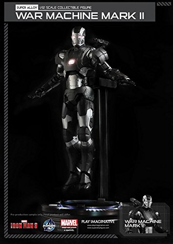 super alloy iron man - 2