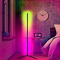 Syml RGB-Changing Corner Dimmable-Standing Floor-Lamp