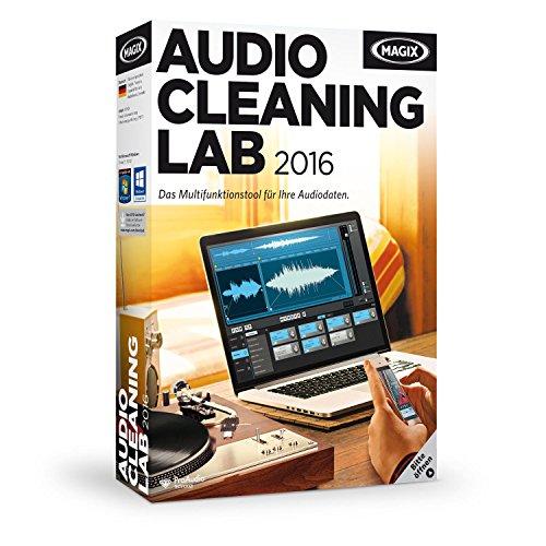 MAGIX -   Audio Cleaning Lab