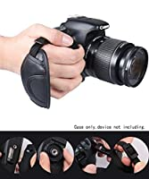 WGear Double Secured DualStrap Padded Wrist and Grip Strap for DSLR Cameras - Prevents Drop and stabilizes Image capturing [並行輸入品]