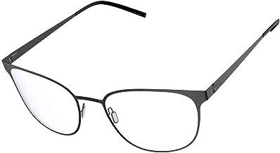 Blue Light Blocking Computer Glasses, Avoalre Digital Protection Gaming Reading Glasses, Anti Eyestrain UV Filter Clear Lens Ultra Lightweight Square Nerd Frame Eyeglasses for Men Women, Black (0.00)