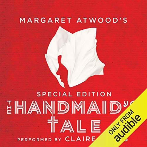 The Handmaid's Tale: Special Edition audiobook cover art