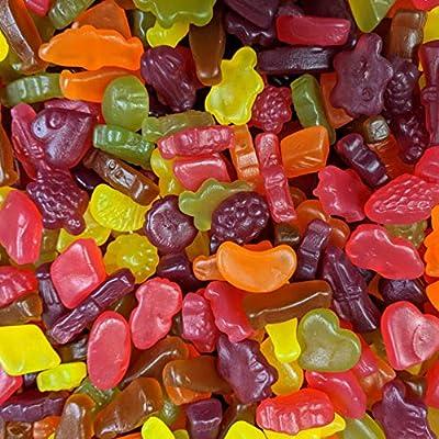 jelly & gummy sweet mix 1kg Jelly & Gummy Sweet Mix 1kg 51vj7V tlEL
