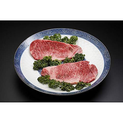 ( 産地直送 お取り寄せグルメ ) 山形牛 ロースステーキ 200g×2枚