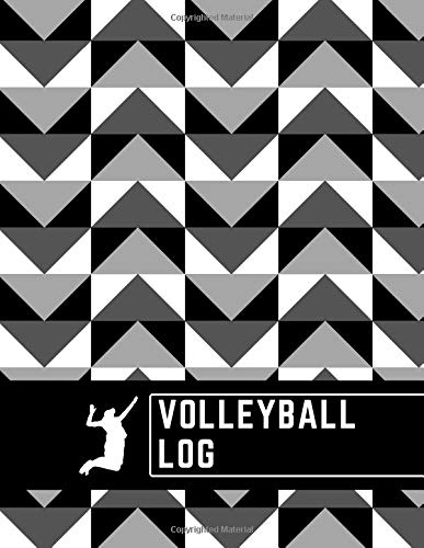 Volleyball Log: Training and Record Log Book Scoring Sheet, Score Notebook Journal for Outdoor Games, Gifts for Volleyball Coaches, Players, Sport ... with 120 Pages. (Volleyball Logbook, Band 17)