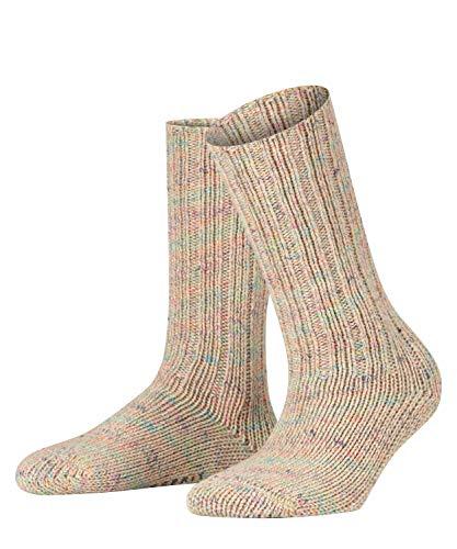 ESPRIT Damen Cozy Boot Socken, beige (Sesame 4390), 39-42 (UK 5.5-8 Ι US 8-10.5)