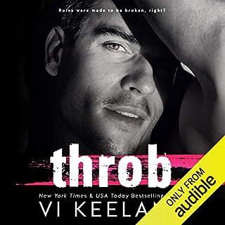 Throb audiobook cover art