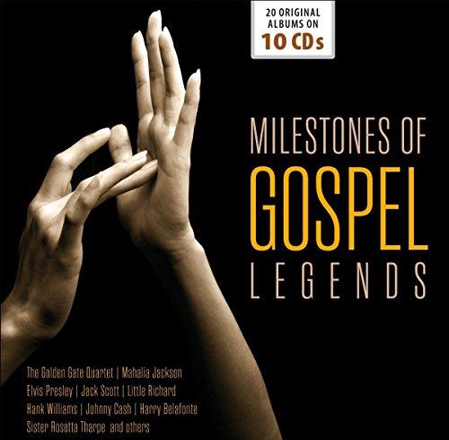 GOSPEL LEGENDS - 20 Original Albums