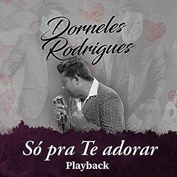 Só pra Te Adora (Playback)