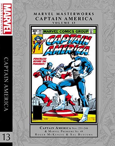 Marvel Masterworks: Captain America…