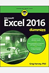 Excel 2016 For Dummies (For Dummies (Computers)) Kindle Edition