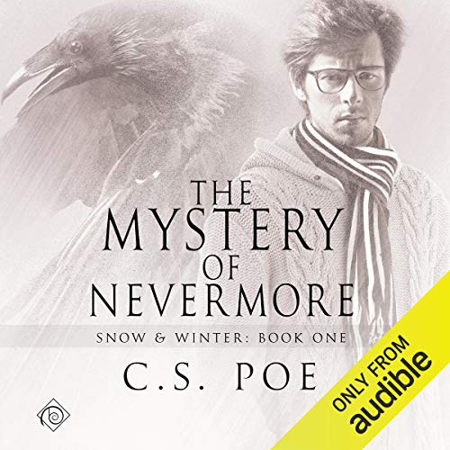 The Mystery of Nevermore audiobook cover art