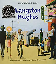 Langston Hughes poetry for young people book
