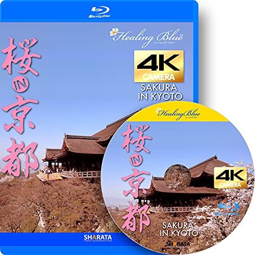 4Kカメラ映像Healing Blueヒーリングブルー桜in京都 SAKURA in KYOTO [Blu-ray]