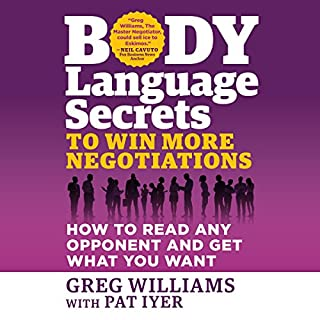 Body Language Secrets to Win More Negotiations cover art