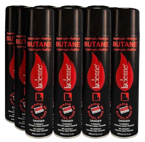 smodgergred #Hz84 12pc Set - 300ml Z04qr0525424 Lucienne 4X Refined Butane Smoke Smoking Tobacco Cigarette 2610jpz2kv Cigar Light