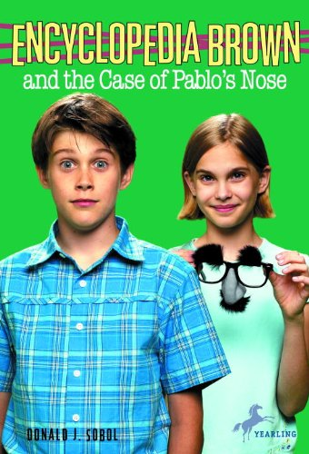 Encyclopedia Brown and the Case of Pablos Nose (English Edition)