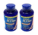 Osteo Bi-Flex Triple Fuerza, 200 Tabletas Paquete doble (Osteo Bi-Flex Triple Strength, Glucosamina condroitina con Joint Shield) - Ayuda a fortalecer tus articulaciones y apoya la movilidad