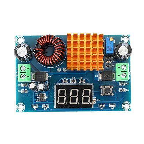 Módulo electrónico Módulo de fuente de alimentación Digital Step Up Boost DC-DC 3V-35V a 5V-45V Voltage Converter Regulator XH-M411 Equipo electrónico de alta precisión