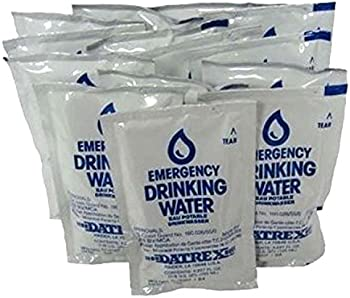 18-Pack Datrex Emergency Drinking Water