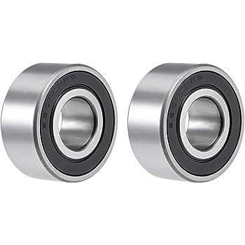 3203-2RS Angular Contact Ball Bearing 17x40x17.5mm Sealed Bearings 5203-2RS 2pcs