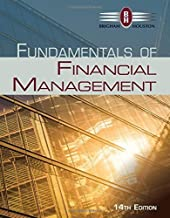 By Eugene F. Brigham - Fundamentals of Financial Management (Finance Titles in the Brigh (14th Edition) (2015-01-16) [Hardcover]